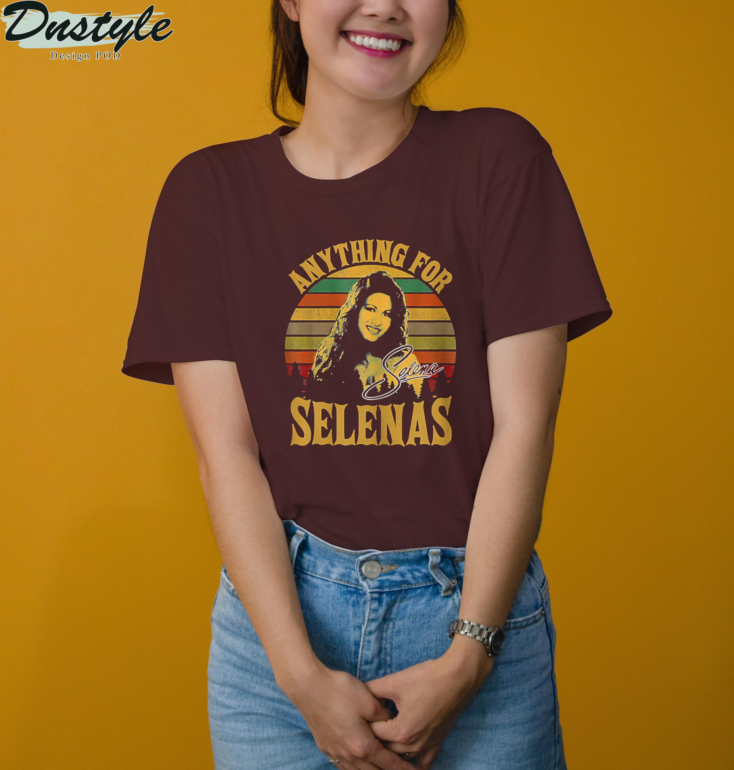 Anything for selenas vintage t-shirt