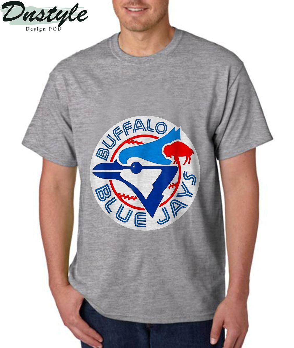 Buffalos Funny Jays For Men Women T-Shirt 1