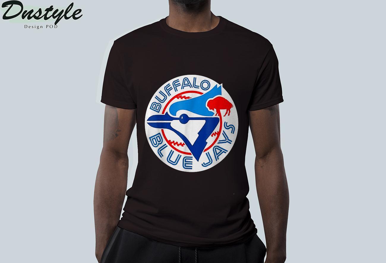 Buffalos Funny Jays For Men Women T-Shirt 2