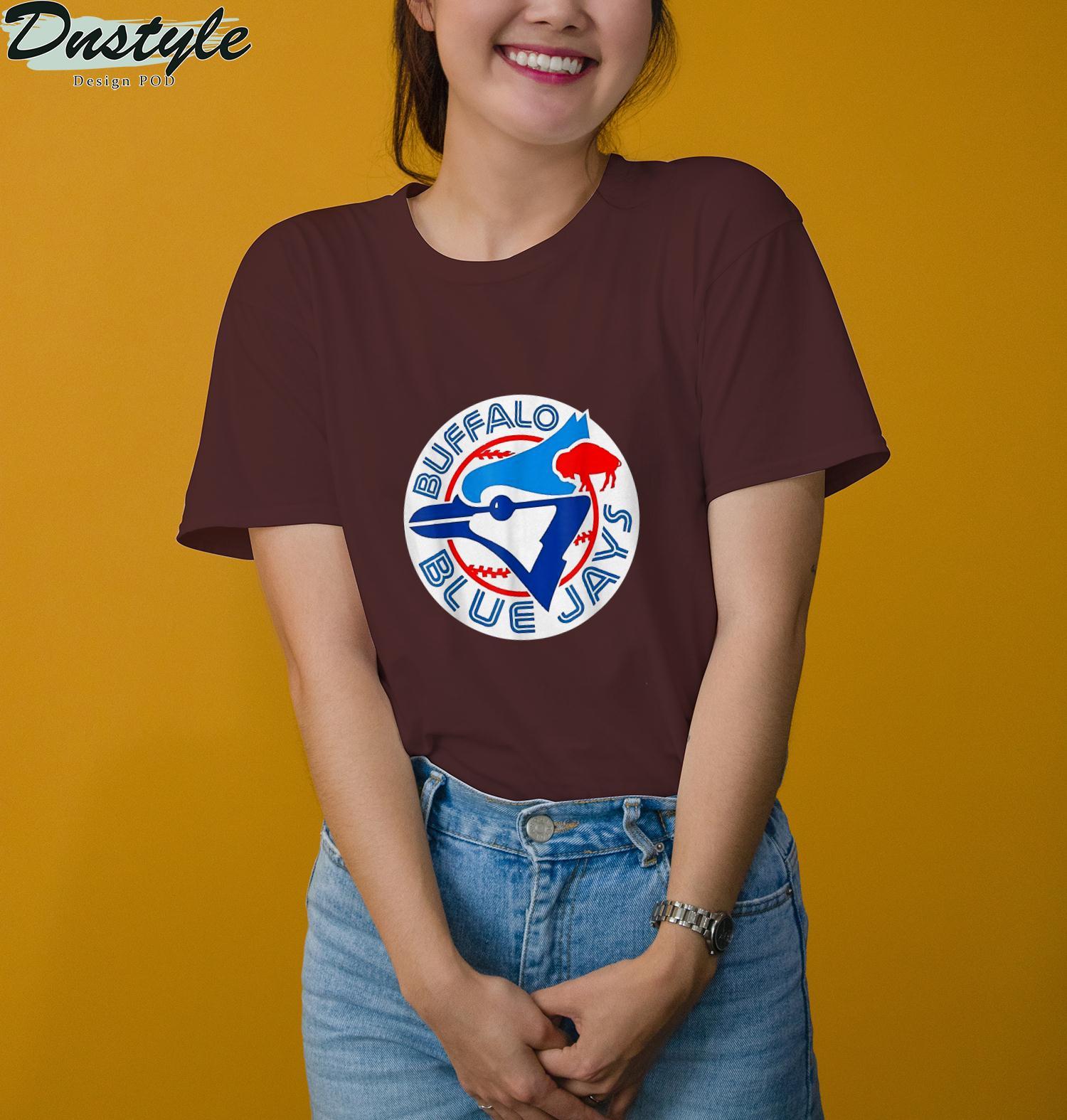 Buffalos Funny Jays For Men Women T-Shirt 3