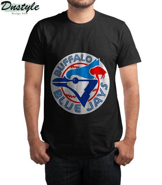 Buffalos Funny Jays For Men Women T-Shirt