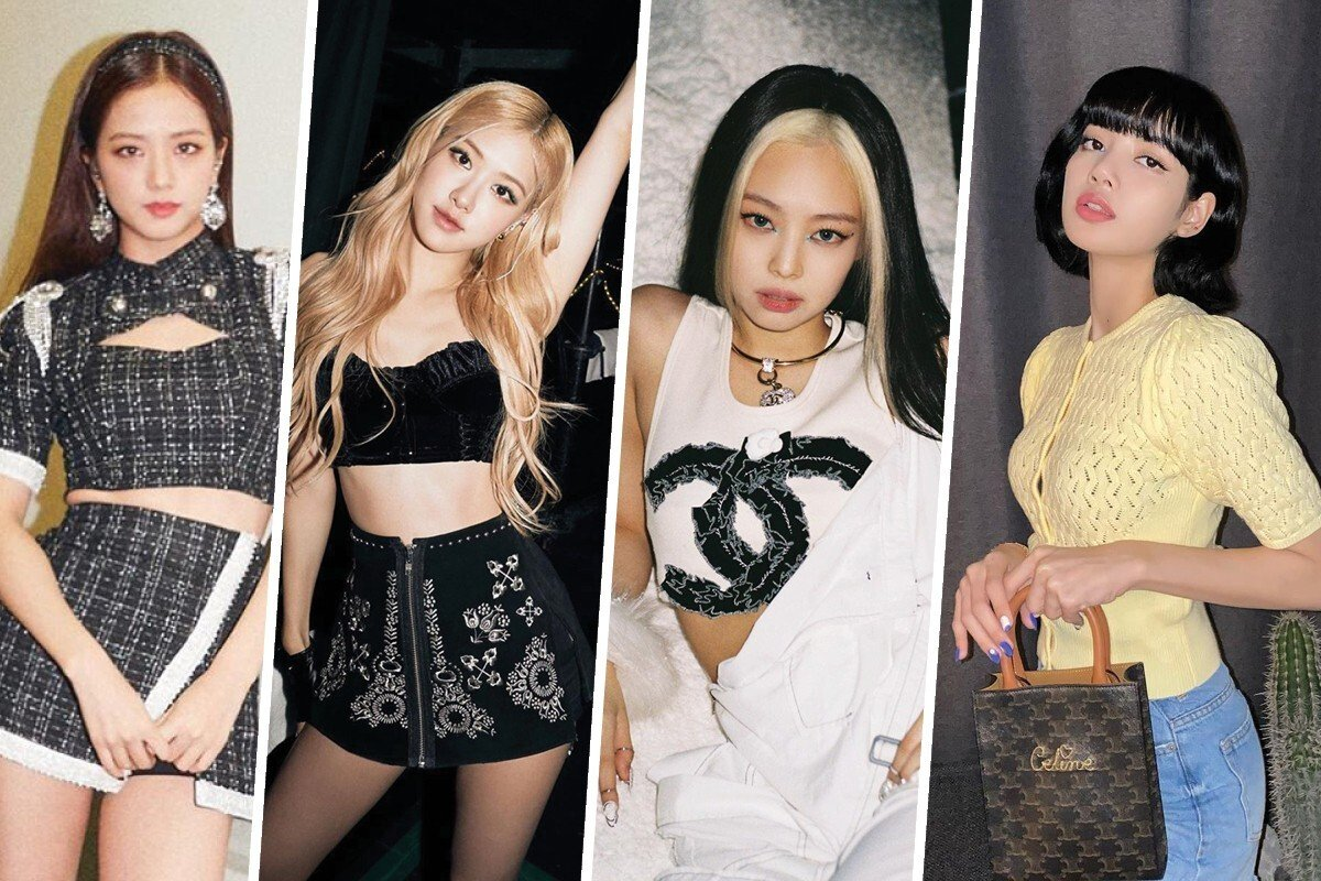 Fashion style - Stylist reveals the secret of BlackPink's beauty