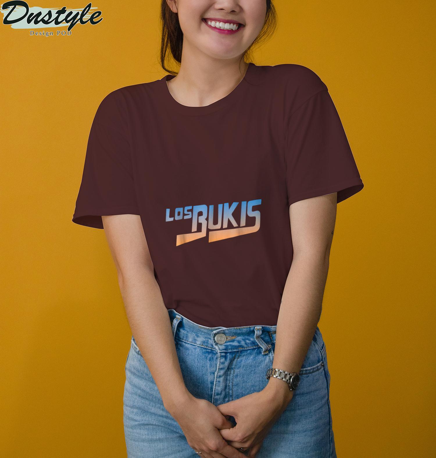 Funny Los Funny Bukis Vintage For lover T-Shirt 3
