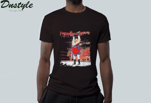 George washington wrestling t-shirt 2