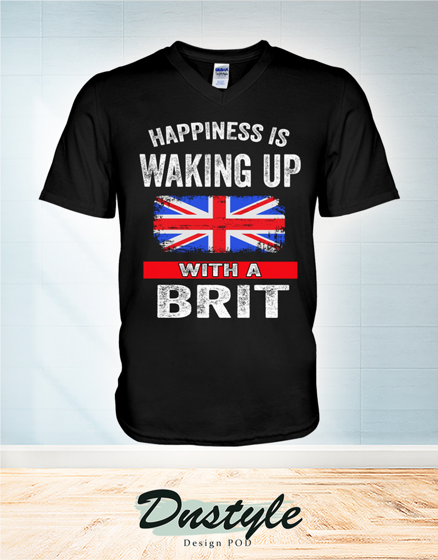 Happiness is waking up with a Brit v-nevck