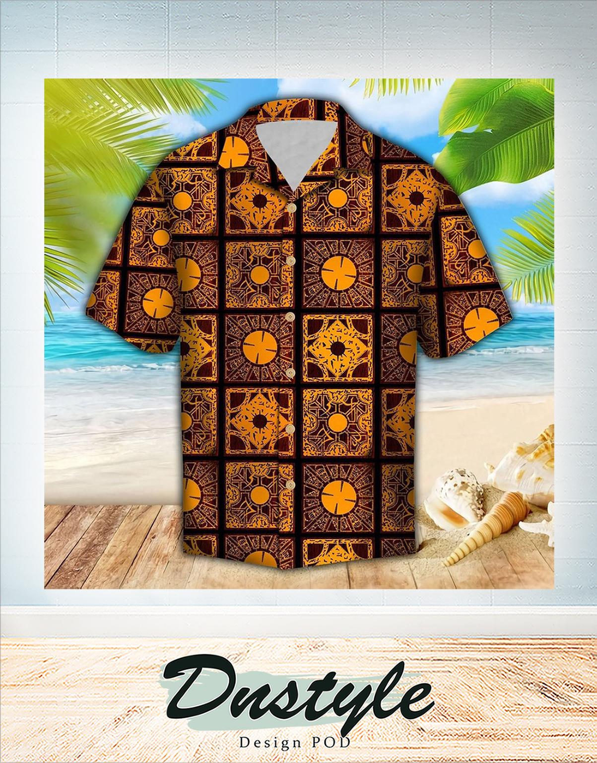 Lemar pattern hawaiian Shirt 2