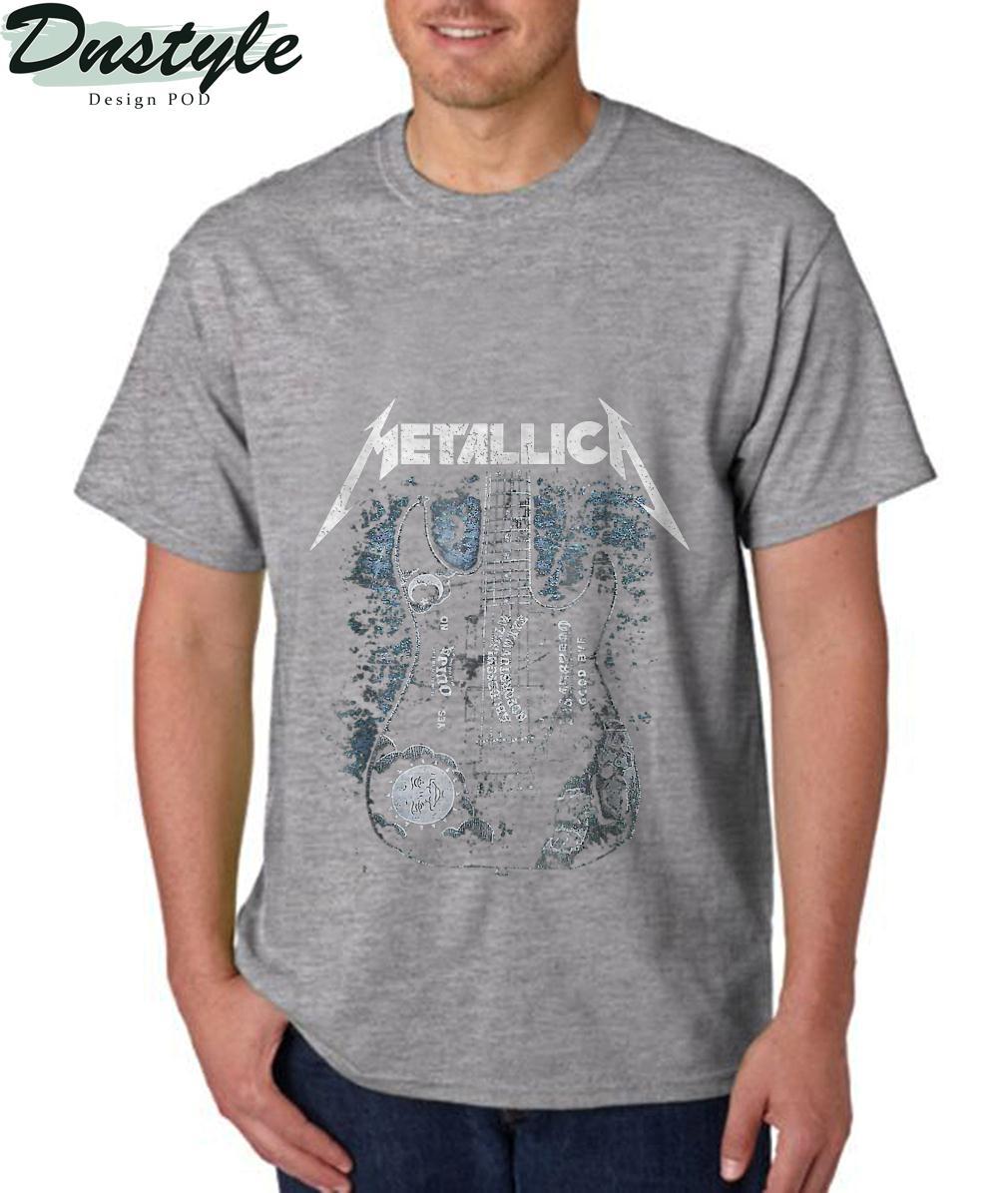 Love Metallicas Classic Arts Band Music Legends Live Forever T-Shirt 1