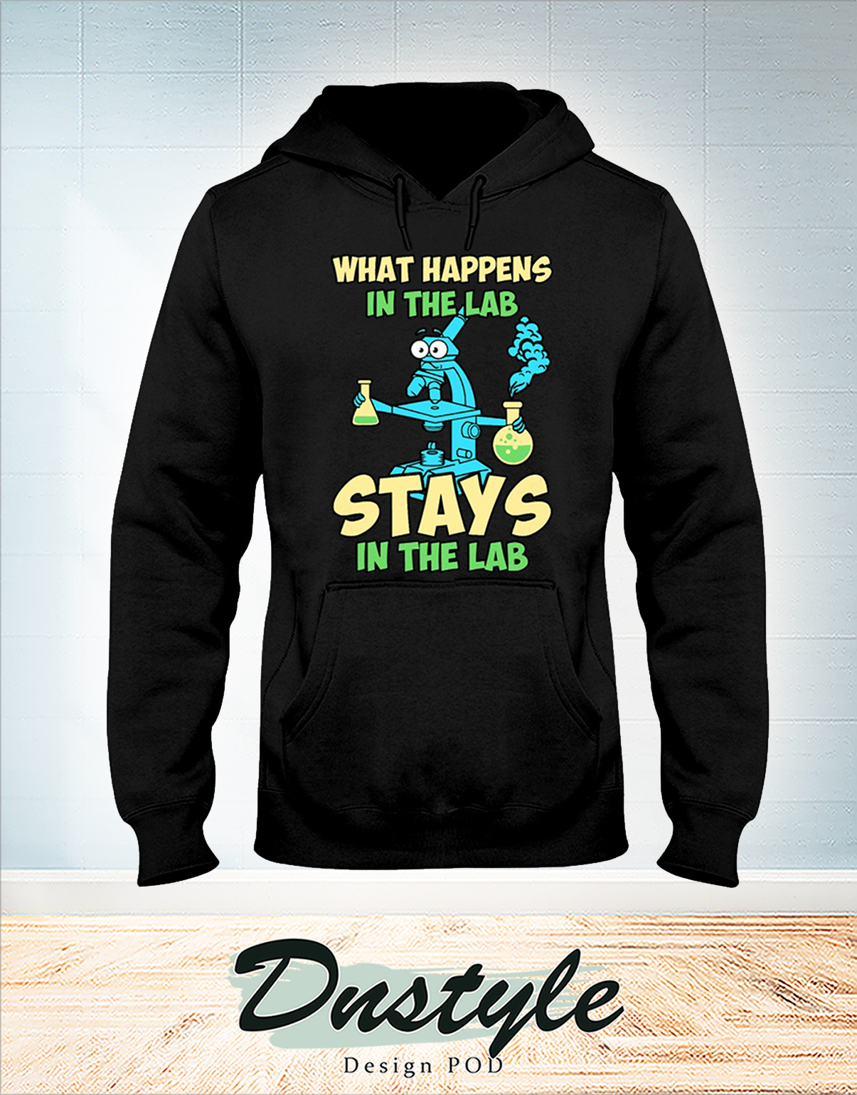 Medtech what happens in the lab stays in the lab hoodie
