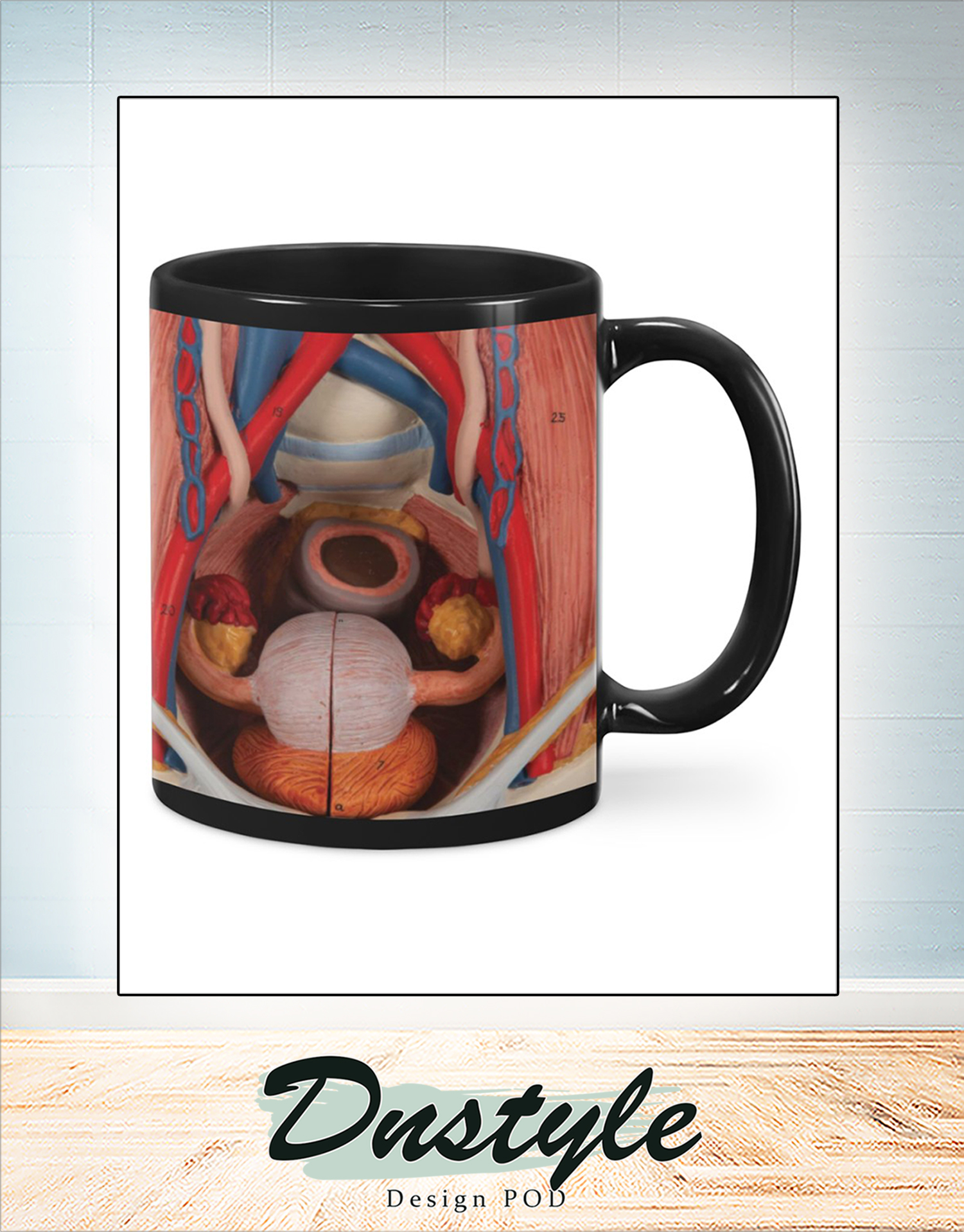 Urinary mug