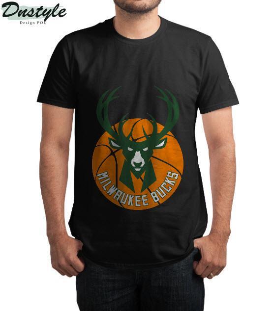 Bucks milwaukee t-shirt