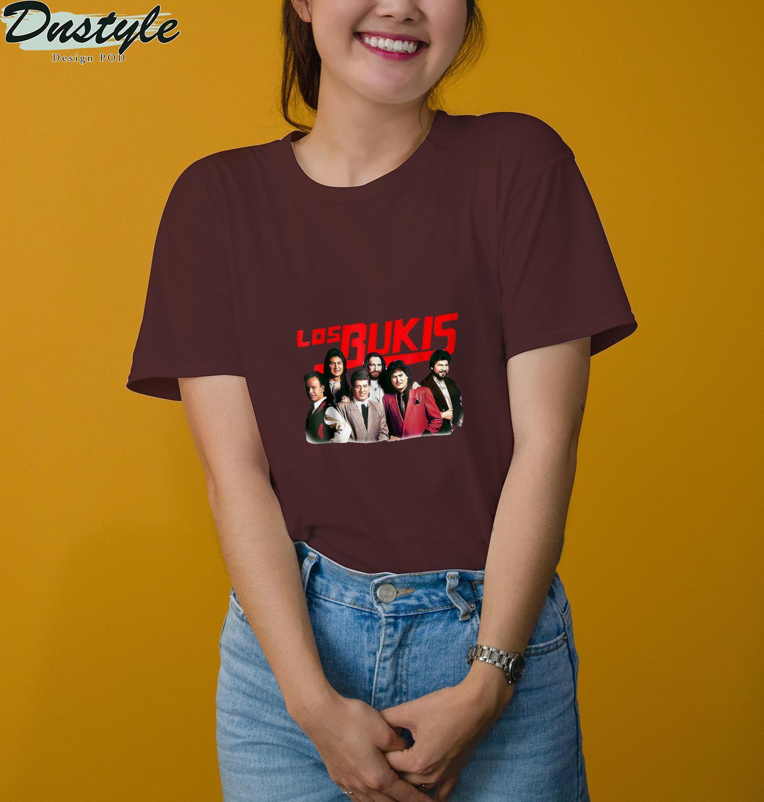 Los bukis t-shirt