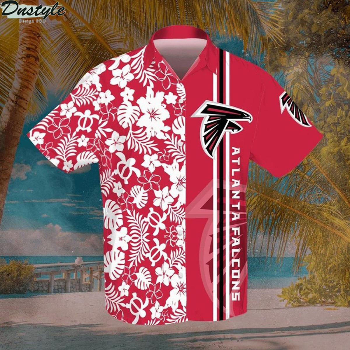 Atlanta falcons nfl football hawaiian shirt 2