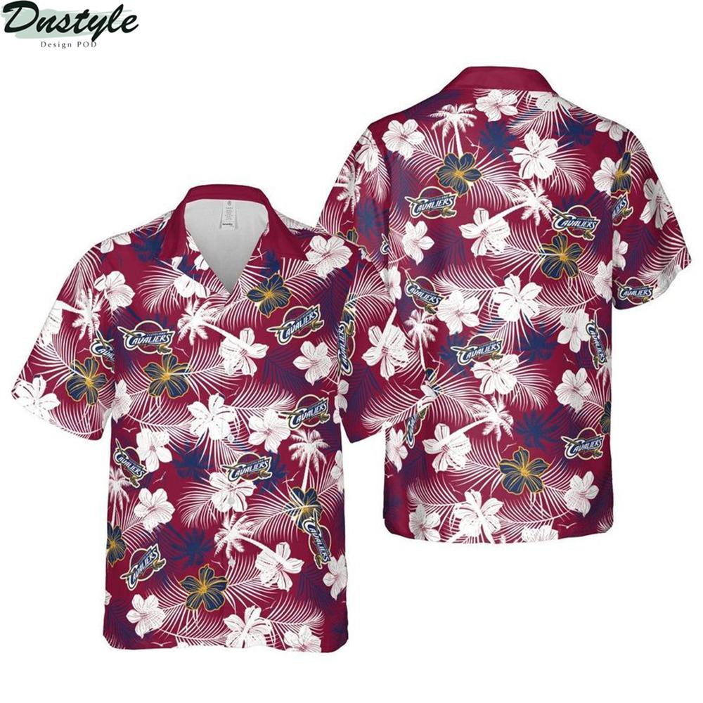 Cleveland cavaliers nfl football hawaiian shirt 1