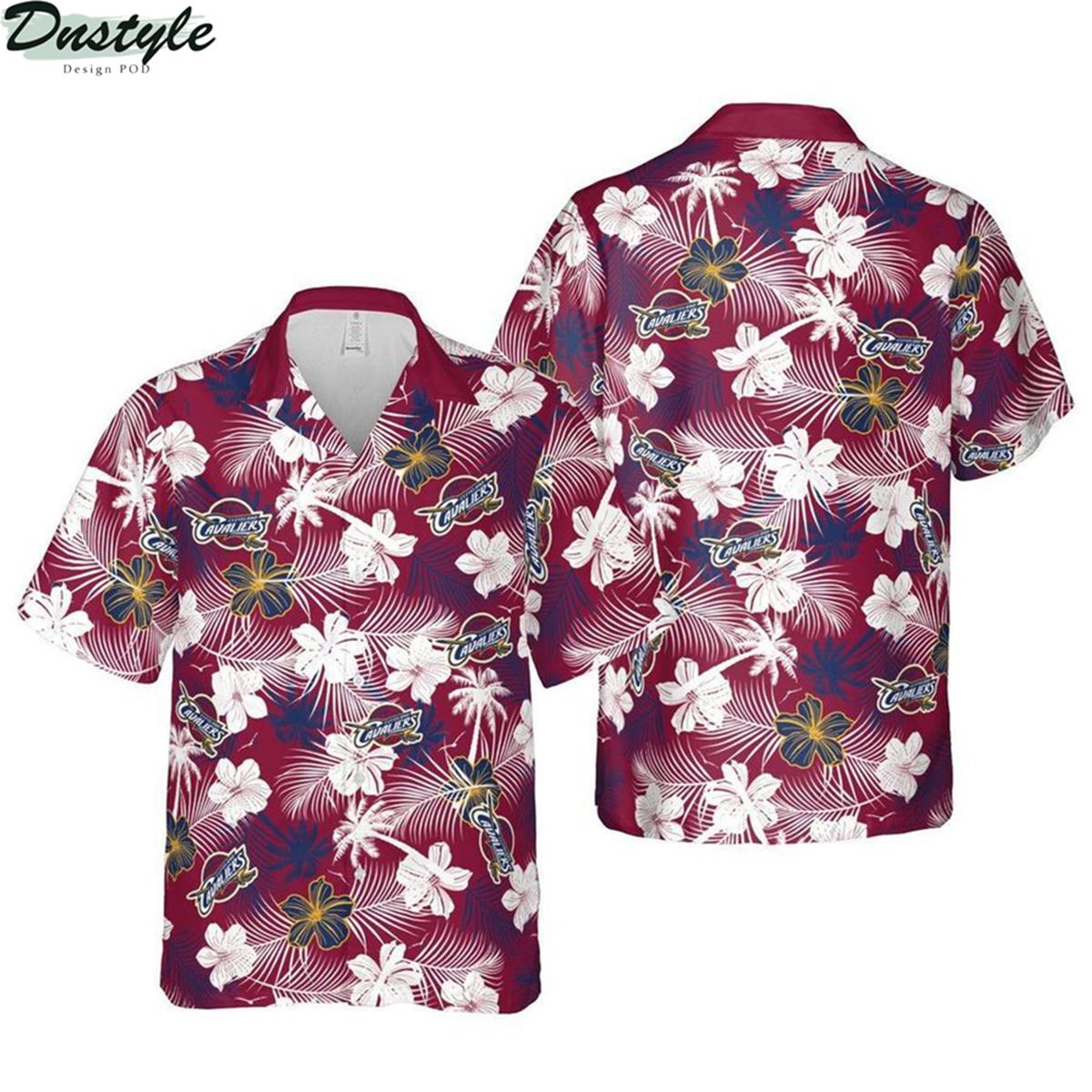 Cleveland cavaliers nfl football hawaiian shirt 2