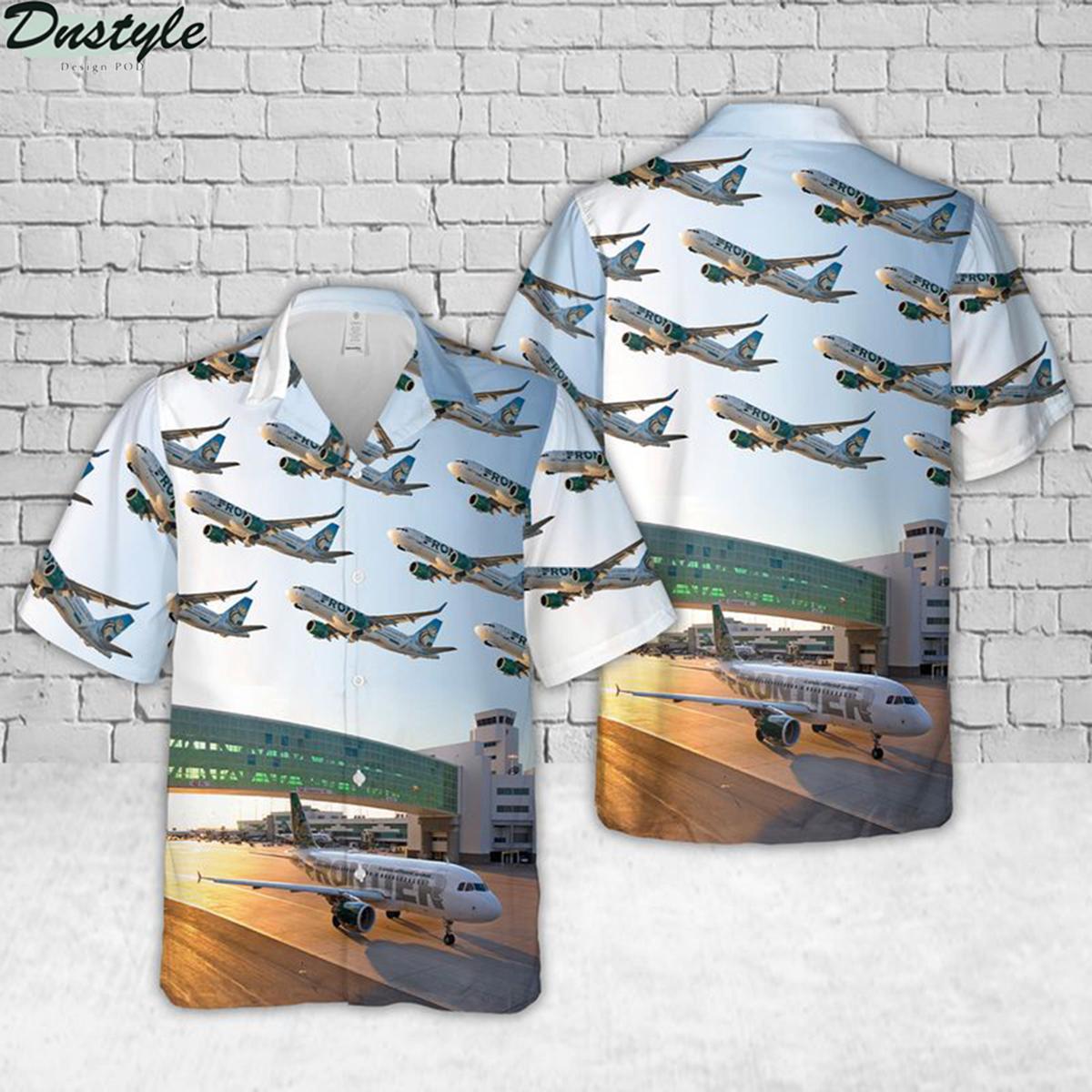 Denver international airport hawaiian shirt 2