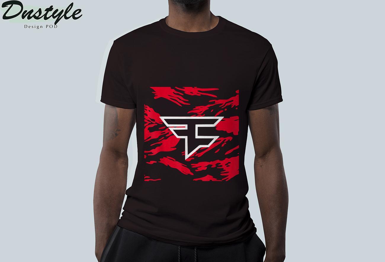 Graphic FaZe_Merch Clans Videogame Art Esports Entertainment T-Shirt 1