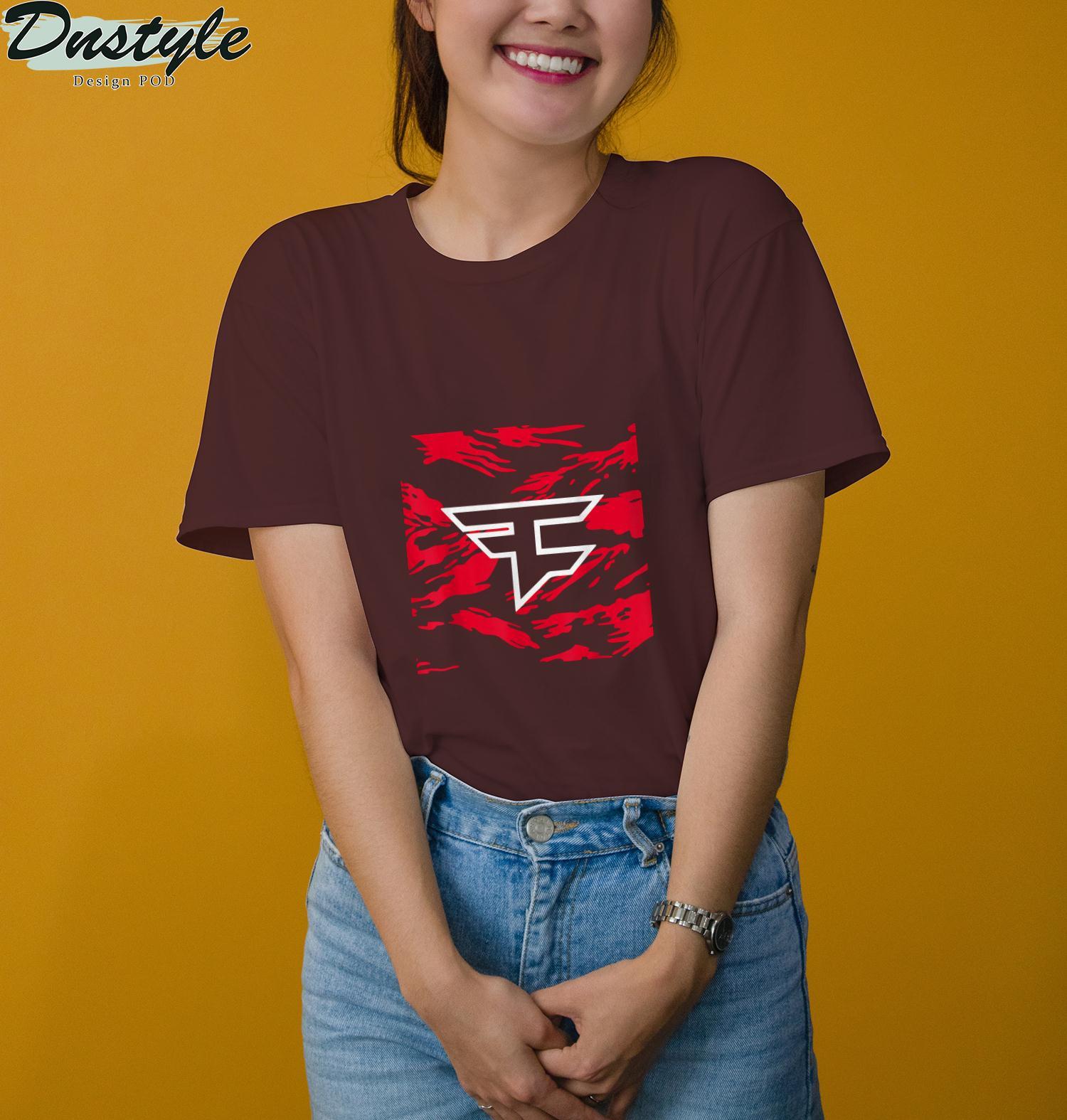 Graphic FaZe_Merch Clans Videogame Art Esports Entertainment T-Shirt 2