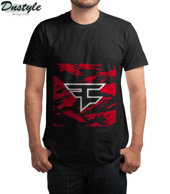 Graphic FaZe_Merch Clans Videogame Art Esports Entertainment T-Shirt