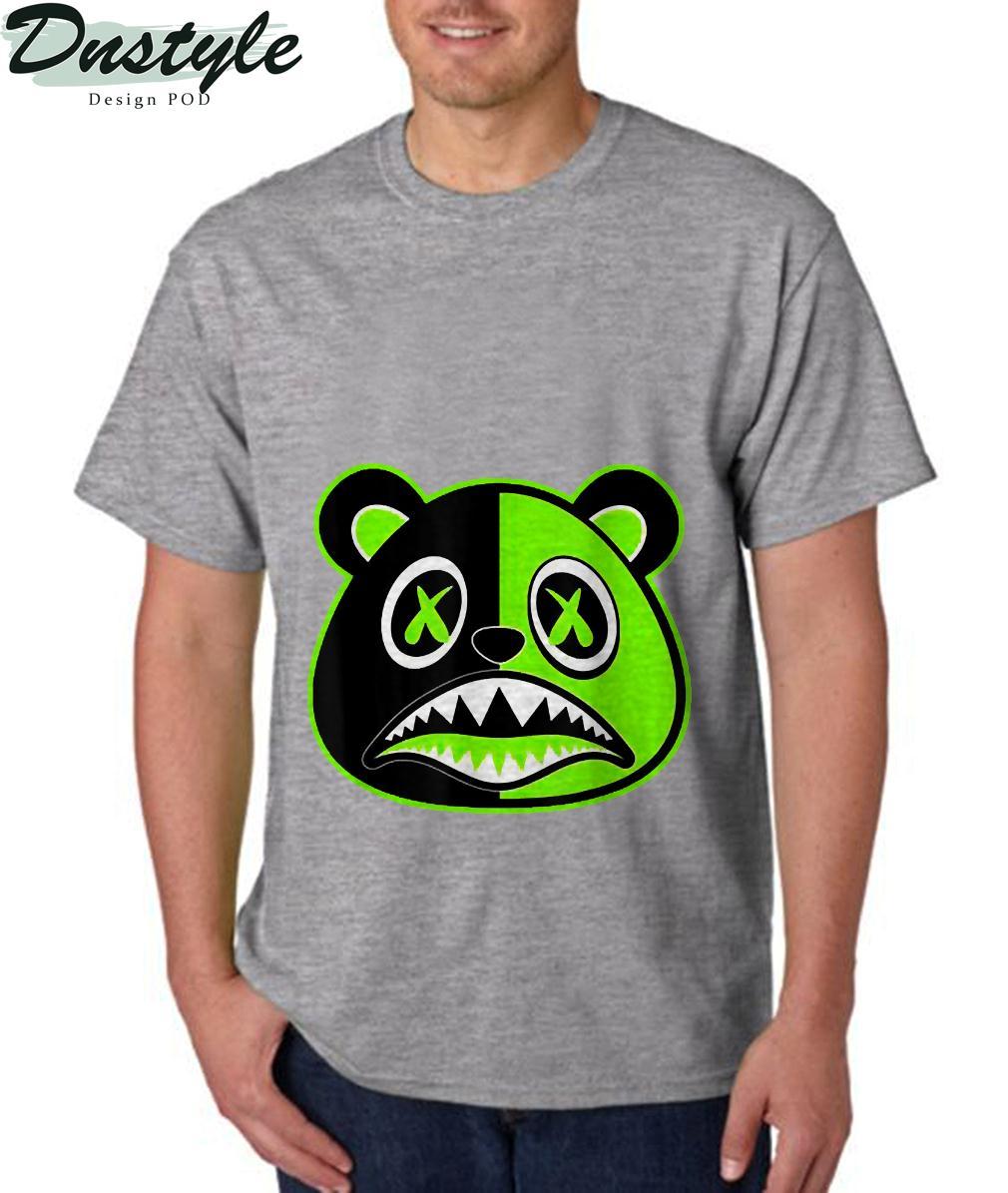 Jor dan Retro 6 Electric Green T-Shirt 1