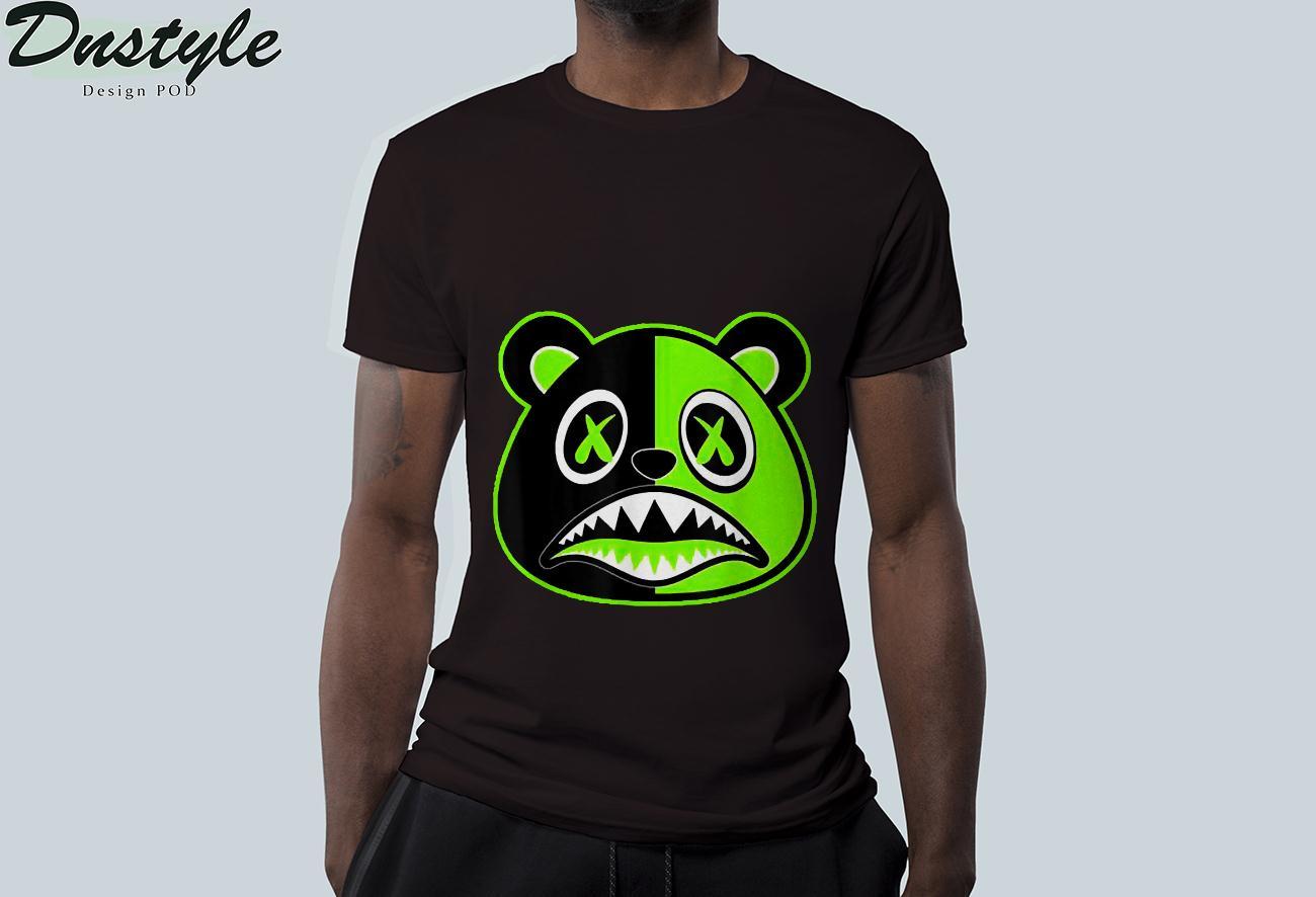 Jor dan Retro 6 Electric Green T-Shirt 2