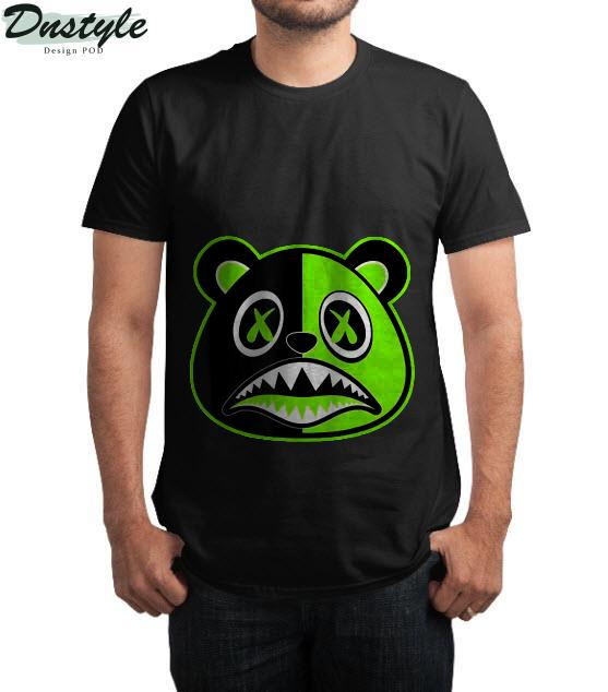 Jor dan Retro 6 Electric Green T-Shirt