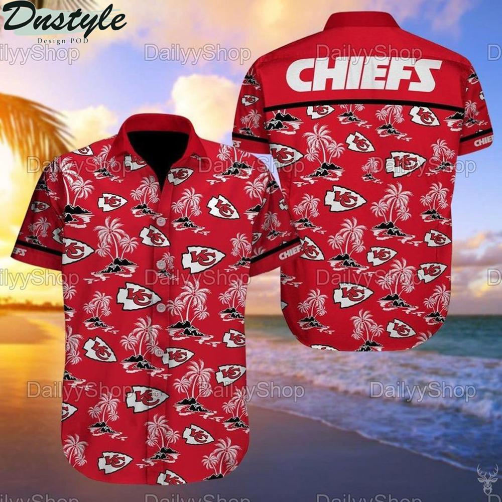 kansas city chiefs nashville tennessee nfl football hawaiian shirt 1