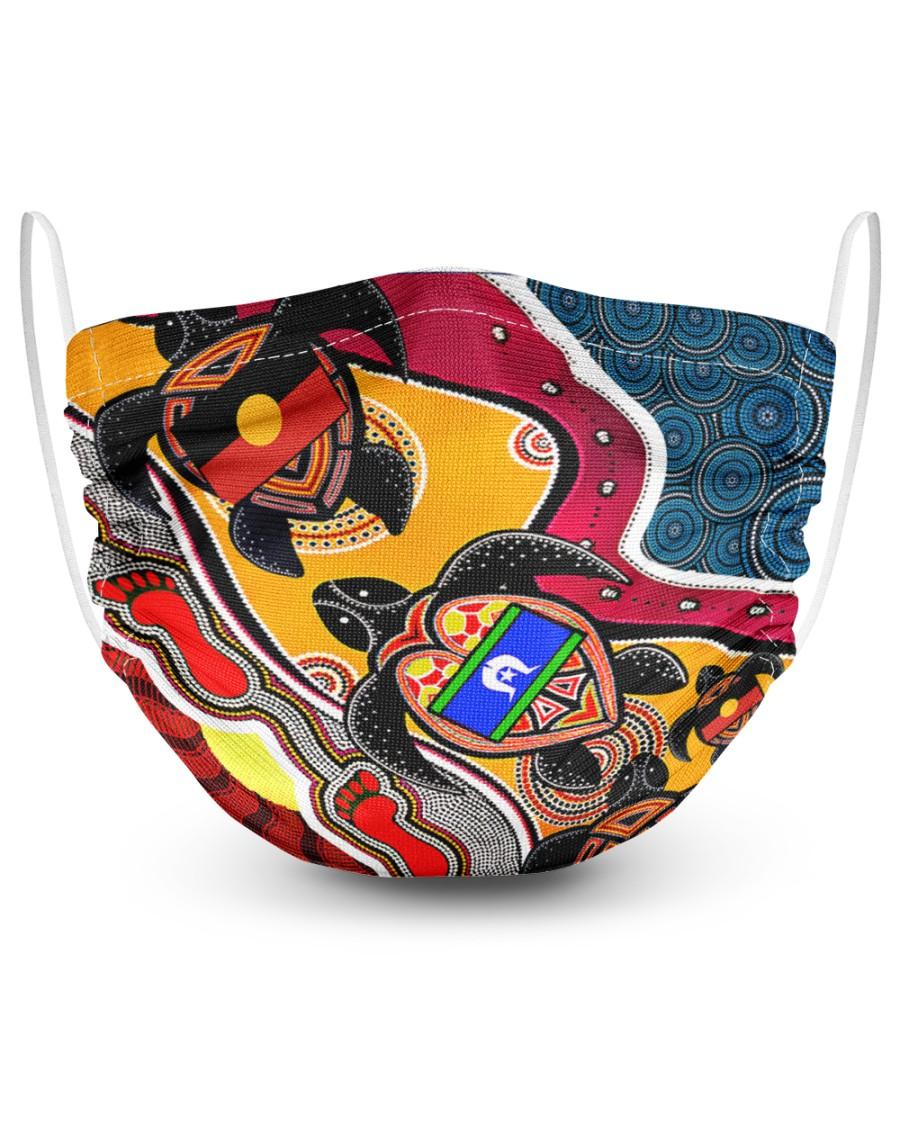 Australia Indigenous face mask