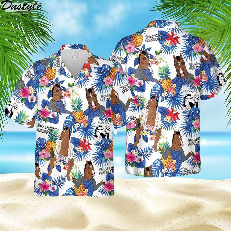 Bojack horseman hawaiian shirt