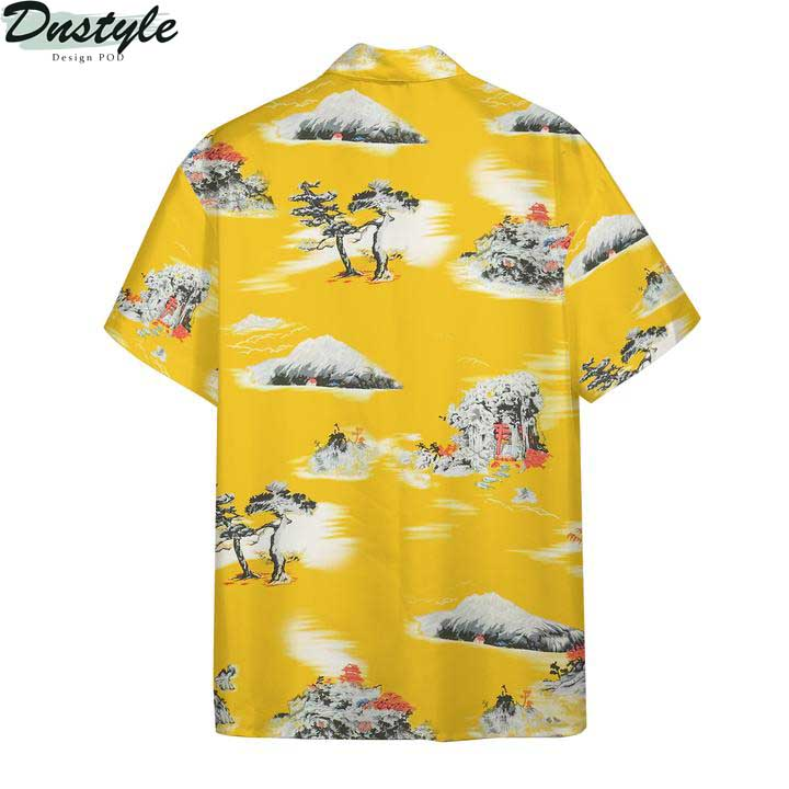 Cliff booth once upon a time in hollywood hawaiian shirt 2