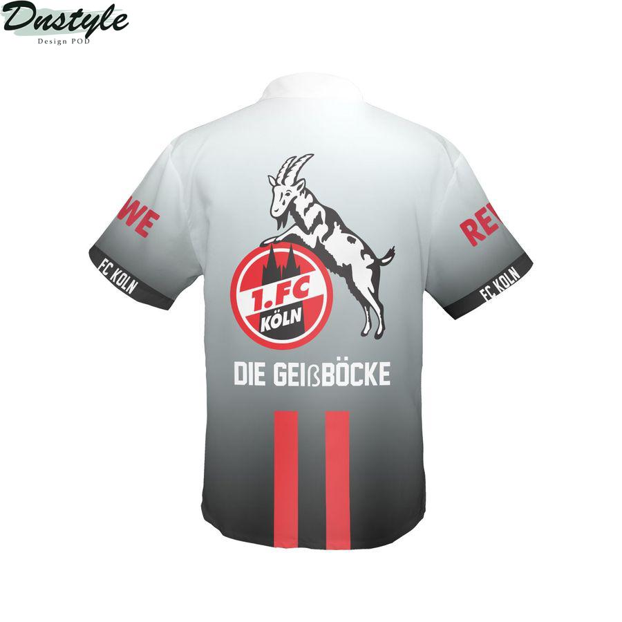 FC Köln Die Geißböcke hawaiian shirt 2