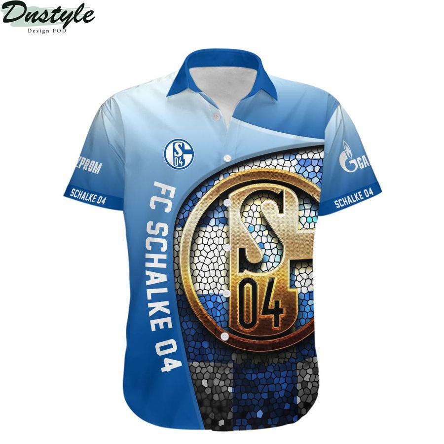 FC Schalke 04 Die Königsblauen hawaiian shirt 1