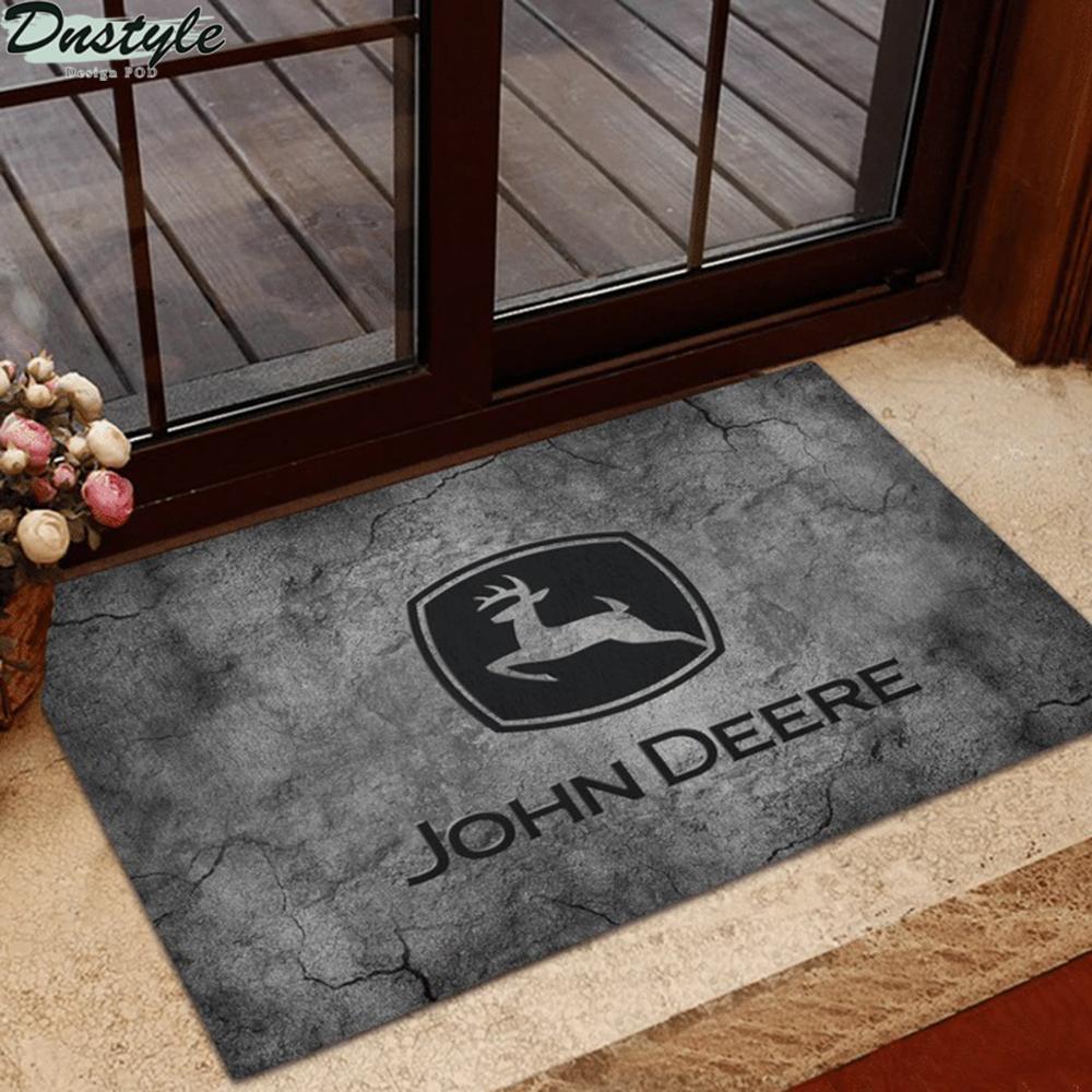 John Deere 3d printed doormat 1