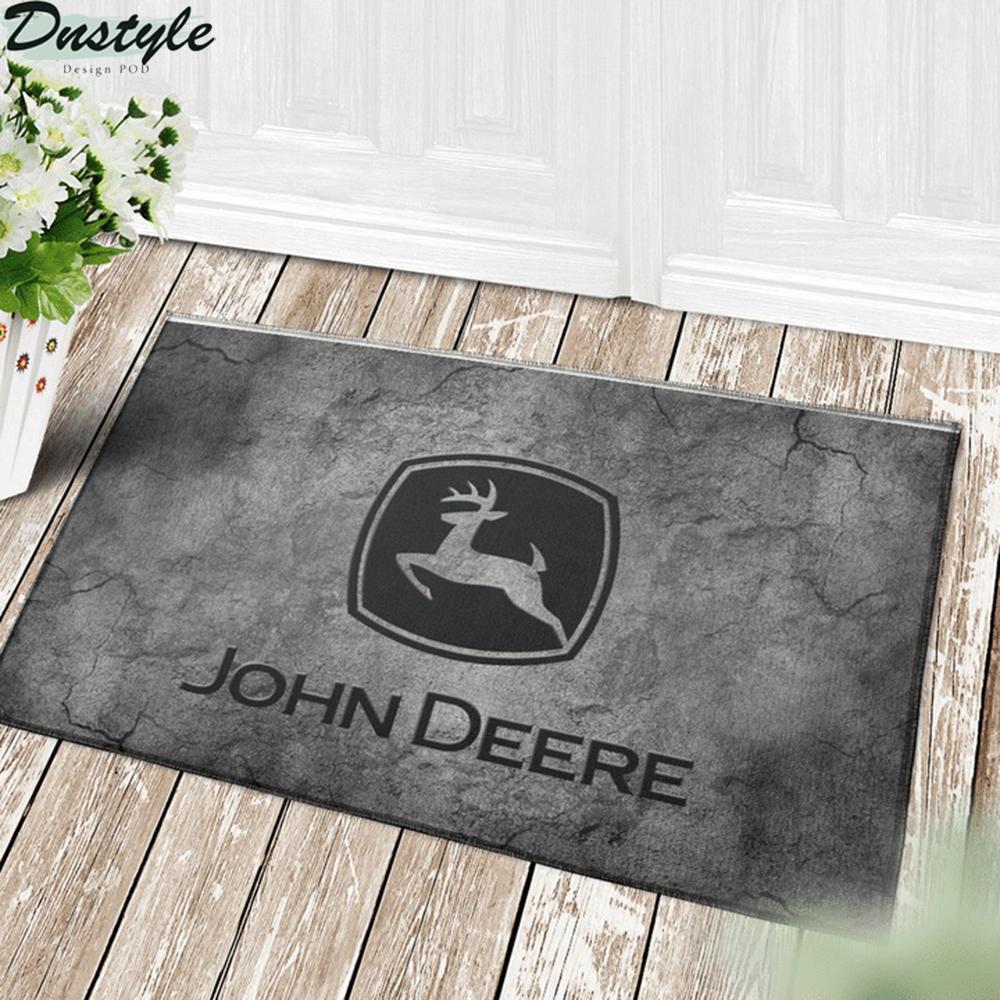 John Deere 3d printed doormat 2