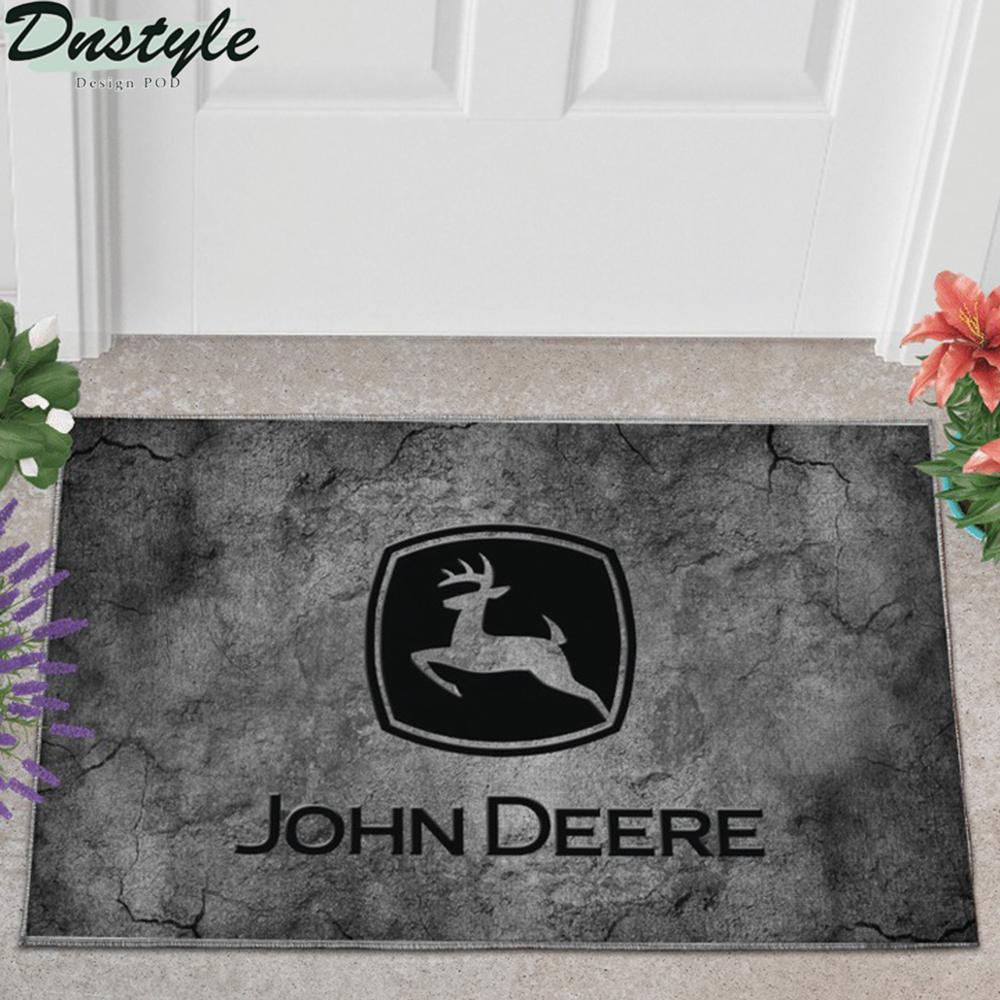 John Deere 3d printed doormat
