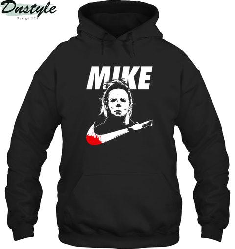 Michael Myers nike mike hoodie