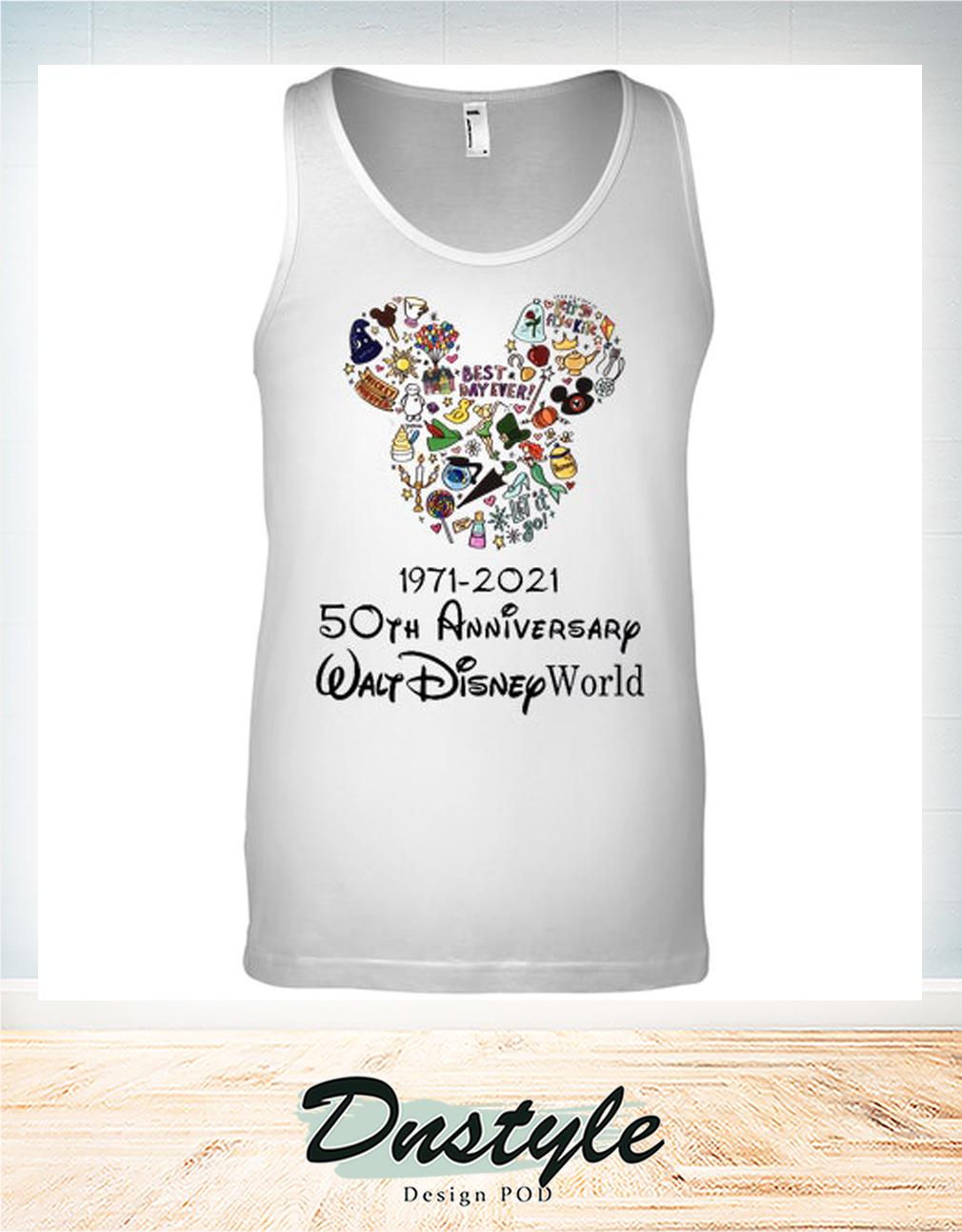 Mickey 50th anniversary walt disney world tank