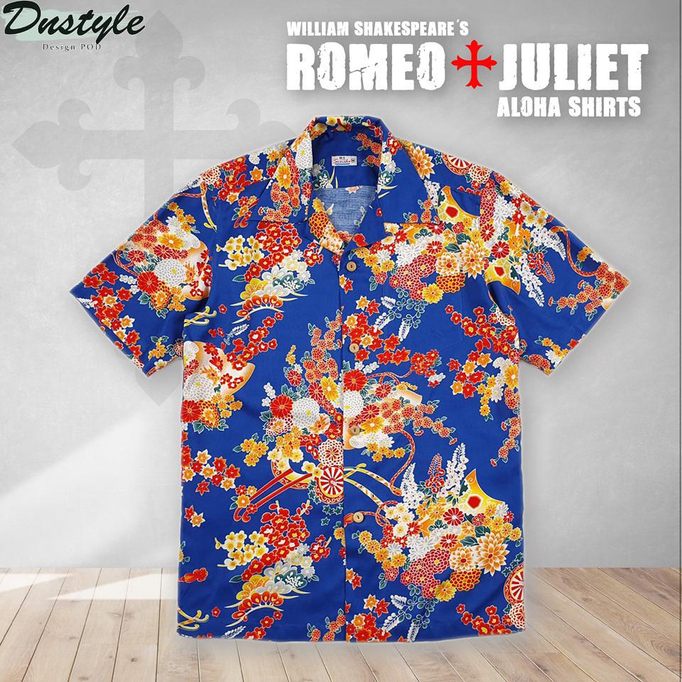 Romeo and Juliet Hawaiian Shirt