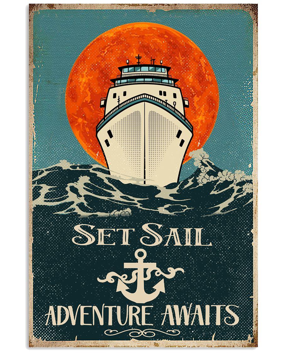 Set sail adventure awaits poster 3