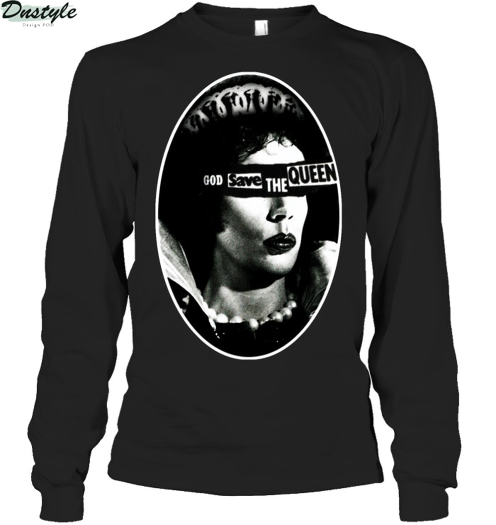 Sex pistols god save the queen long sleeve