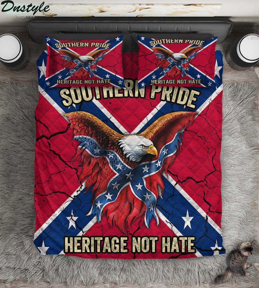 Southern pride heritage not hate blanket 1
