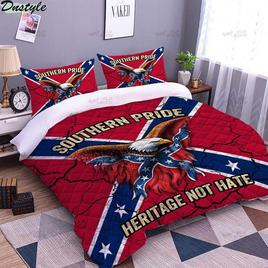 Southern pride heritage not hate blanket 2