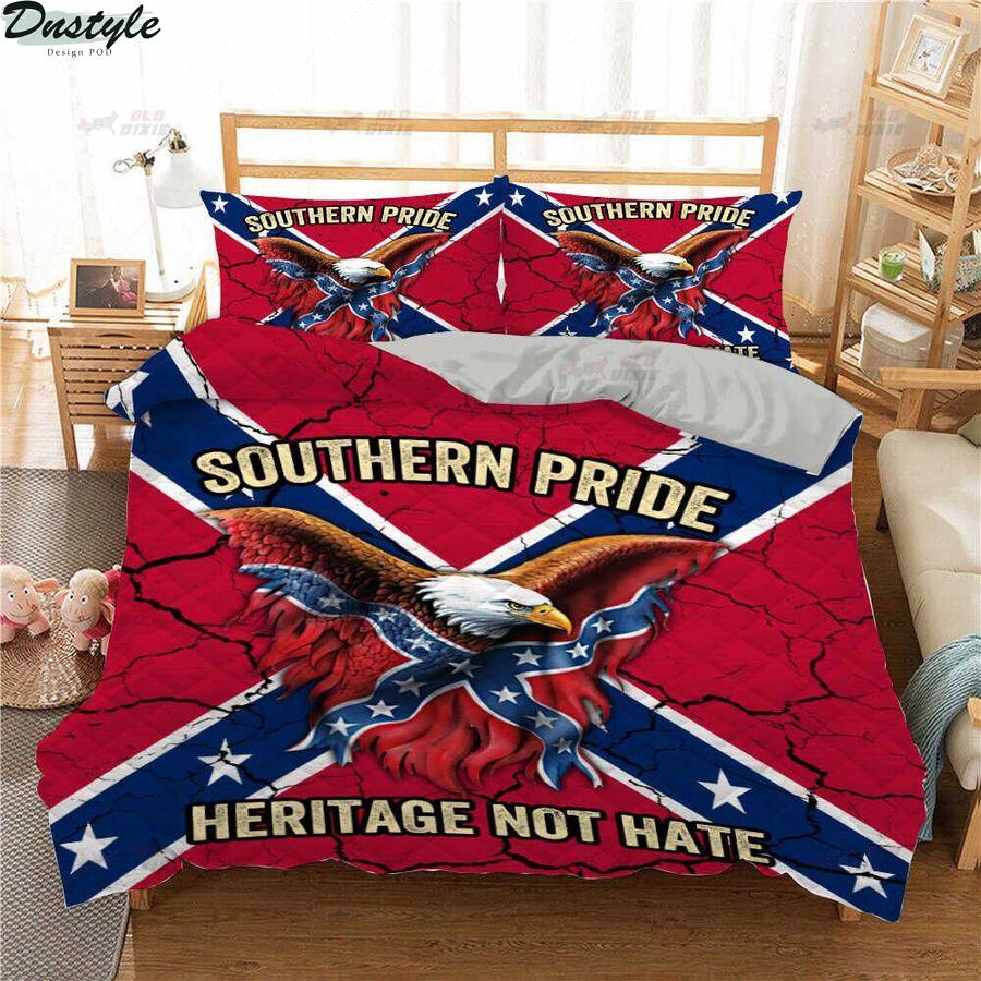Southern pride heritage not hate blanket