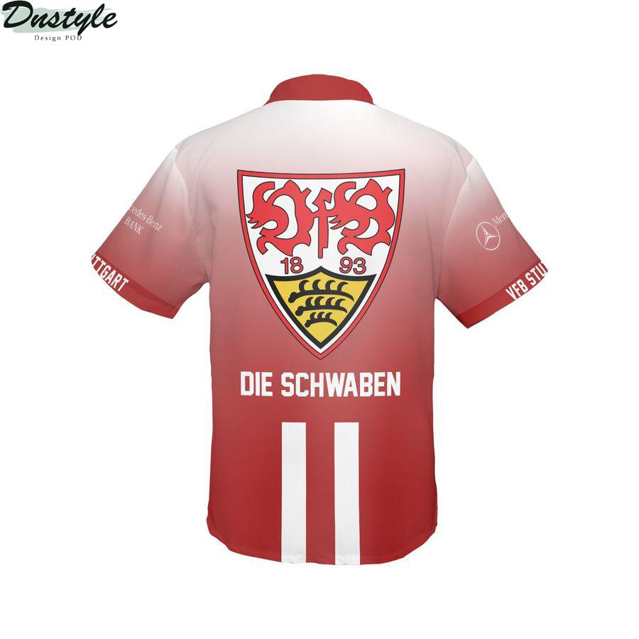 VfB Stuttgart Die Schwaben hawaiian shirt 2