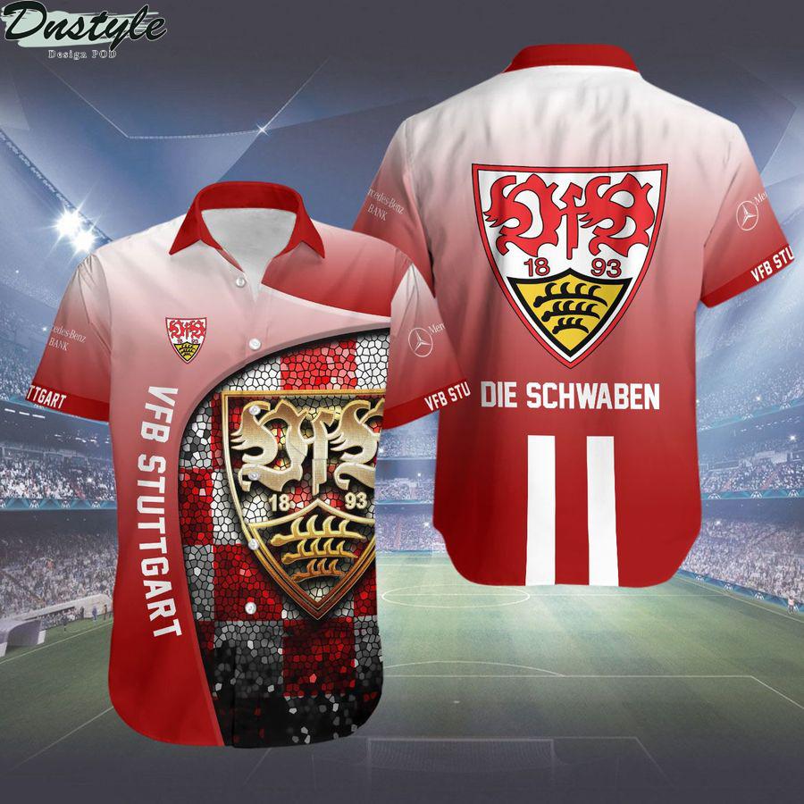 VfB Stuttgart Die Schwaben hawaiian shirt