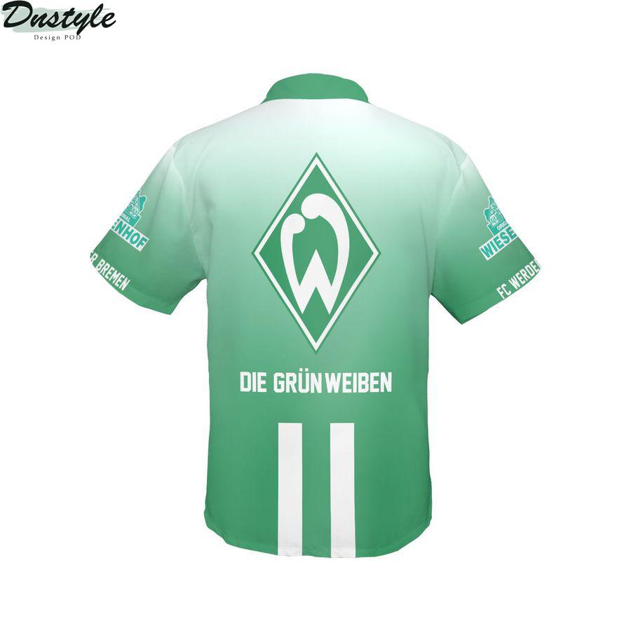 Werder Bremen Die Grün-Weißen hawaiian shirt 2