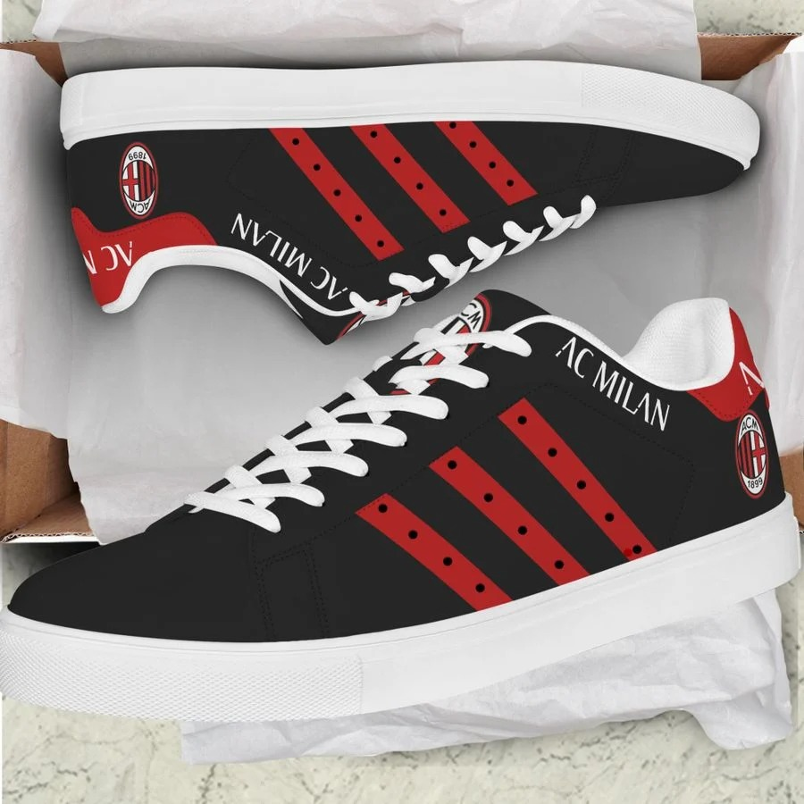 AC Milan stan smith low top shoes 1