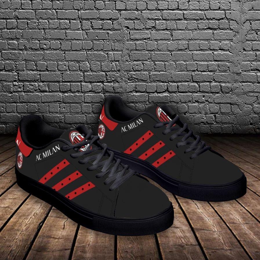 AC Milan stan smith low top shoes 2