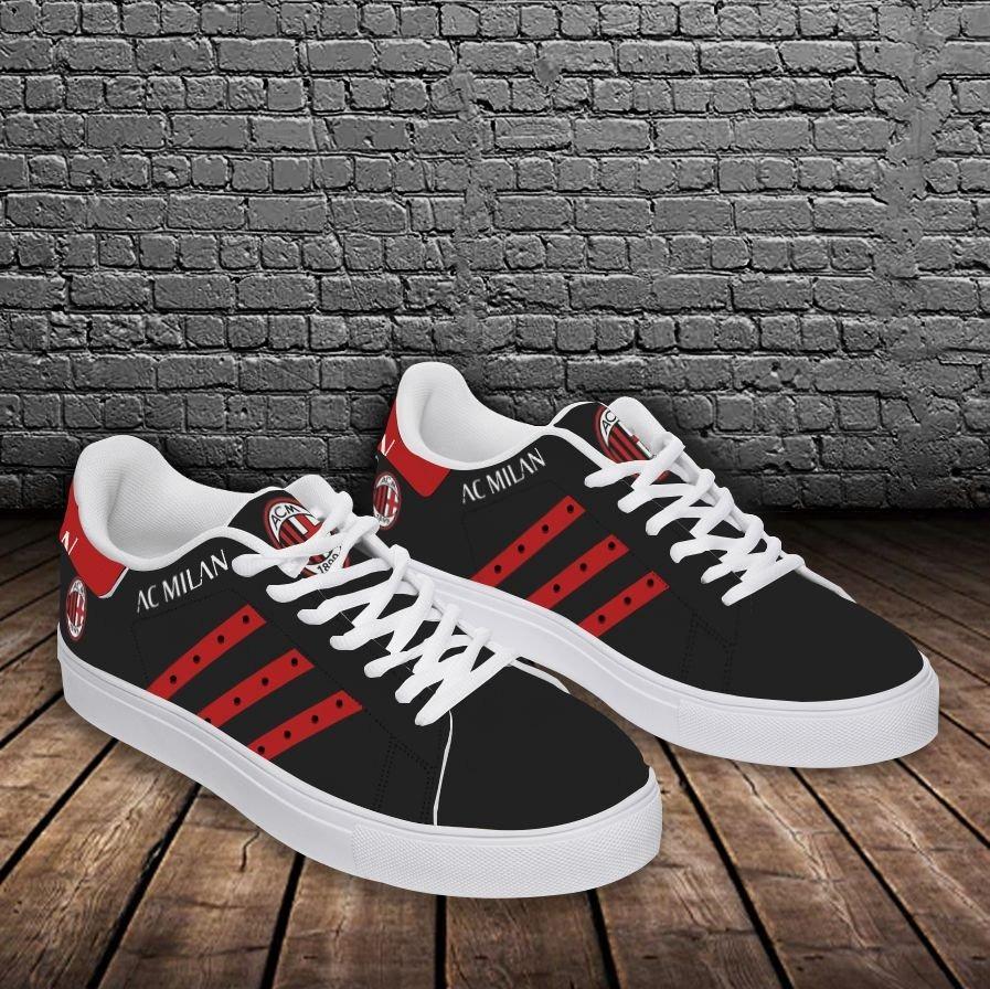 AC Milan stan smith low top shoes 3