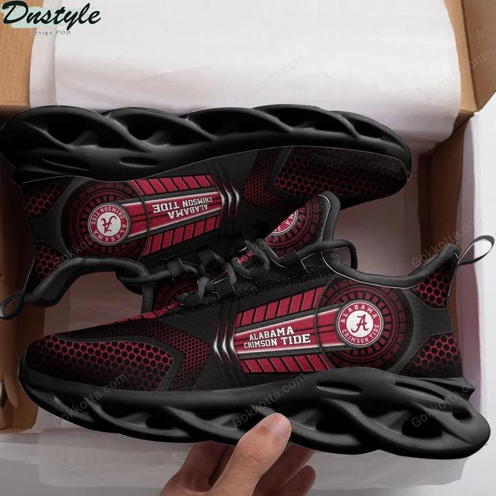 Alabama crimson tide NCAA max soul shoes