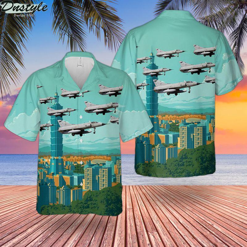 Argentine Air Force Mirage IIIEA Hawaiian Shirt